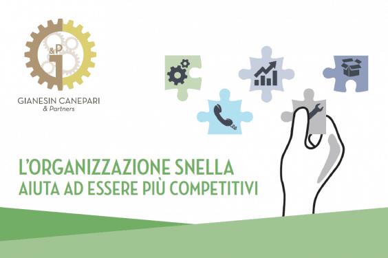 Lean&Green Production: – sprechi, + competitività. Corso per Ingegneri