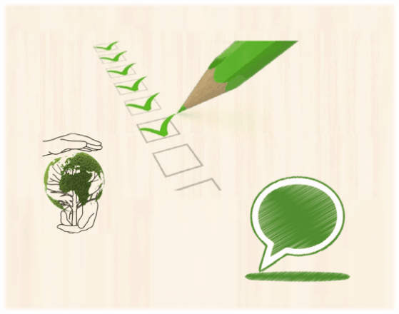 Quanto Green sei? Strategia e Marketing green! Vediamo i risultati del sondaggio!