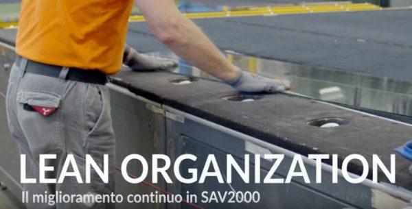 GC&P è Lean: SAV 2000 [Case Study]