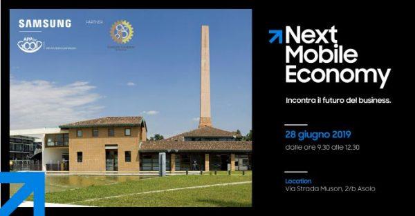 Evento gratuito – Next Mobile Economy. Incontra il futuro del business