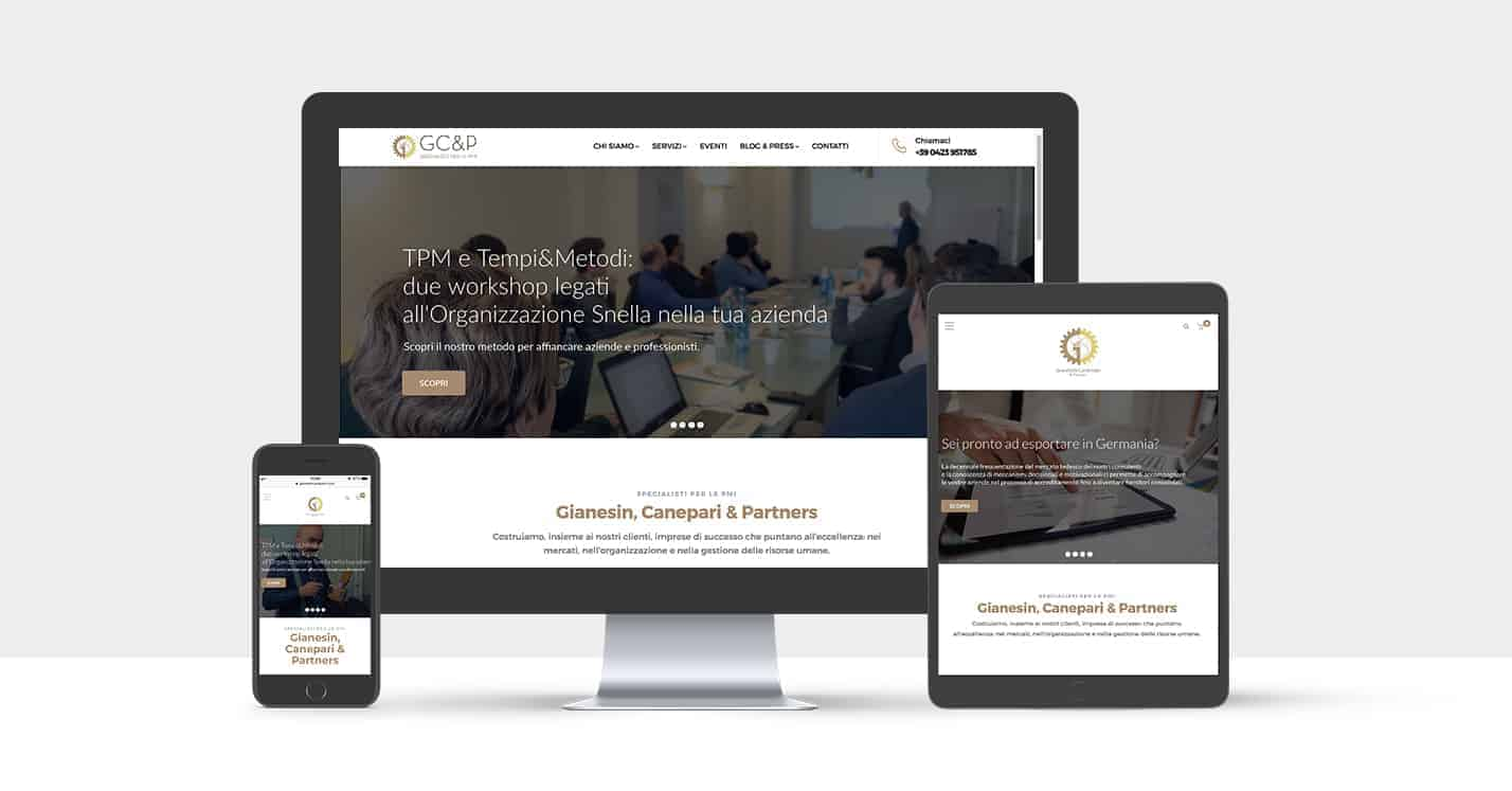 Nuovo sito per GC&P!