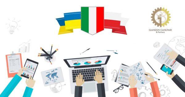 Nasce la Camera di Commercio trilaterale Polonia – Italia – Ucraina per favorire lo sviluppo delle relazioni economiche e commerciali tra i tre Paesi